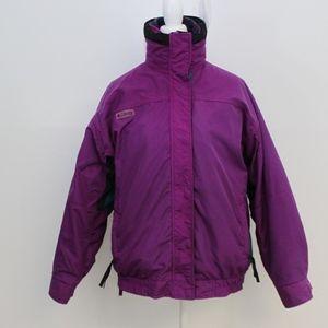 Vtg Columbia Sportswear Bugaboo 3-in-1 Jacket L